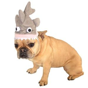 NWT Shark Dog Hat for Medium to large dogs